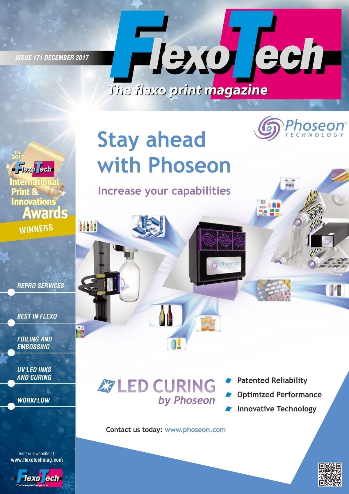 FlexoTech magazine - December 2017 Ultra HD Flexo