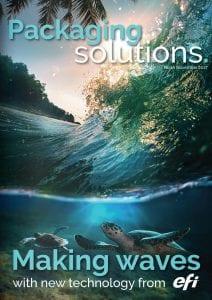 Bellissima DMS Ultra HD Screening Packaging Solutions magazine flexo printing