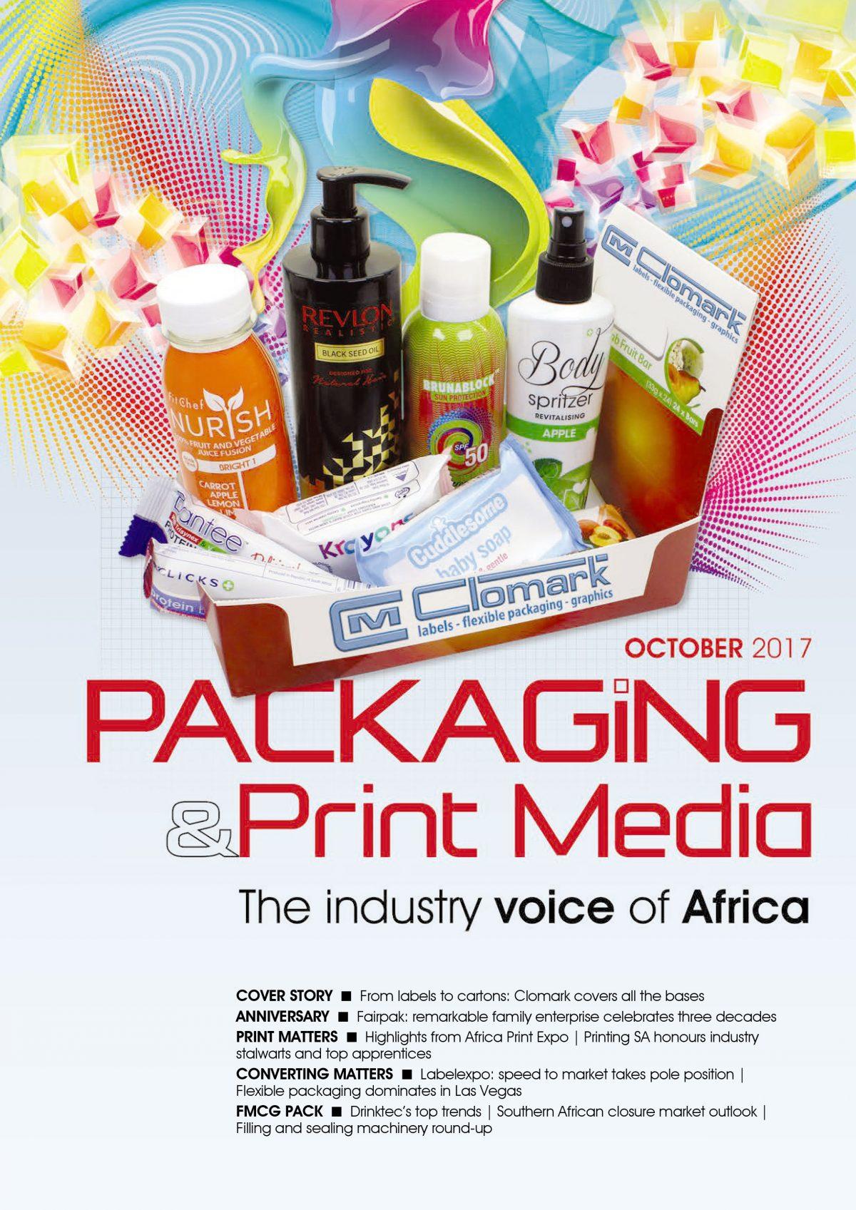 Packaging Print Media Flexo Bellissima Ultra HD Screening Labelexpo