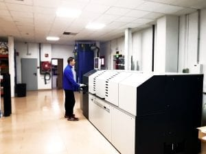 FGS Ultra HD Flexo Bellissima Screening printing plate making