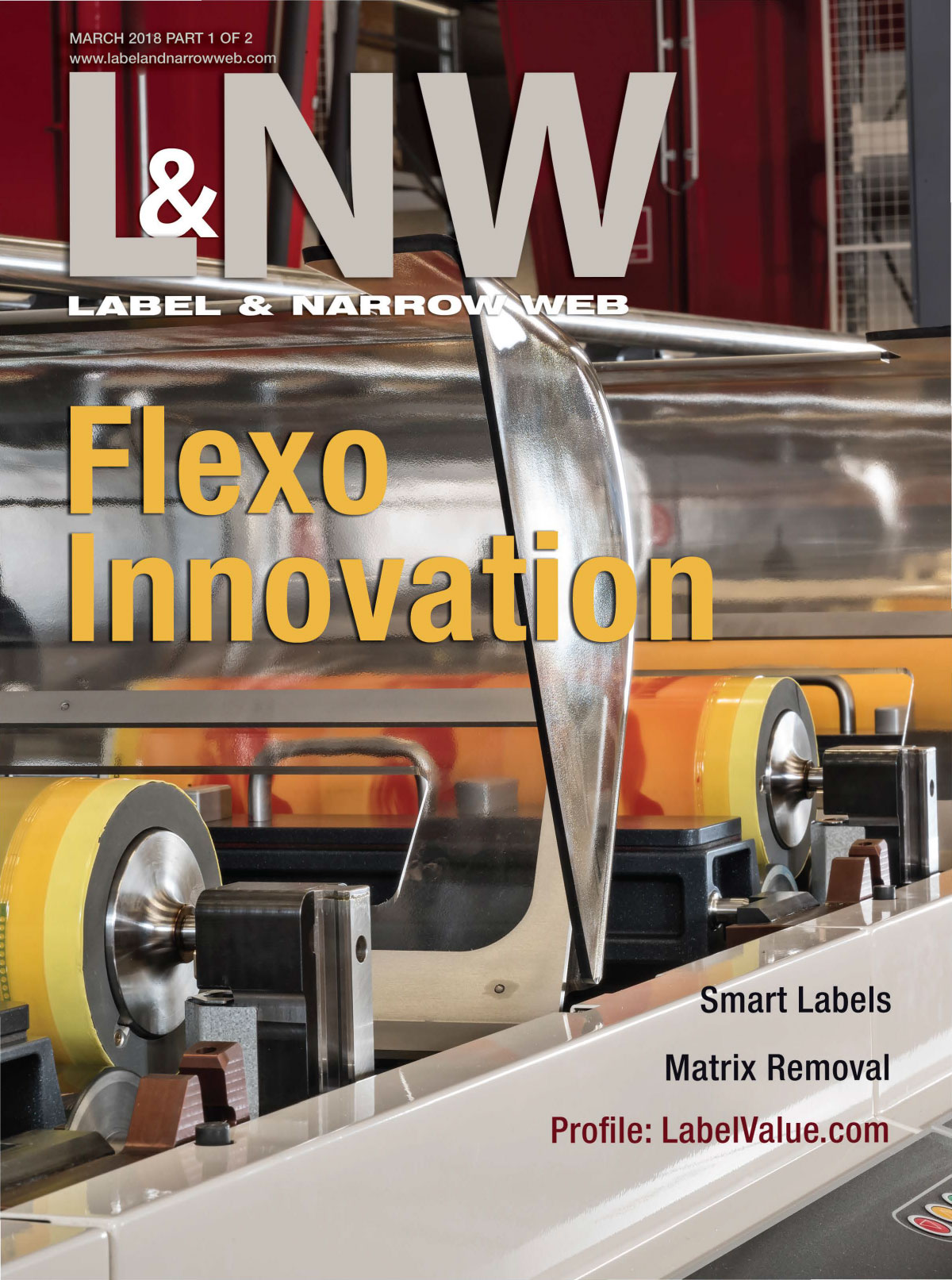 Flexo Innovation - Label Narrow Web - Best Full Ultra HD Flexographic Screening