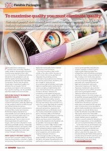 Converter magazine flexible packaging Bellissima Digitally Modulated Screening