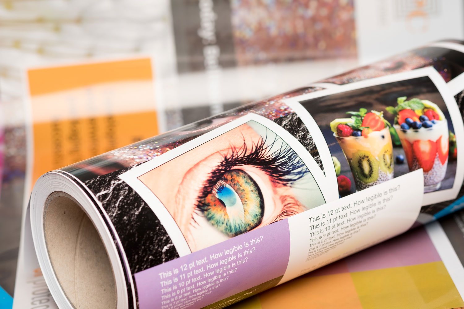 Bellissima DMS high-quality flexo screening technology