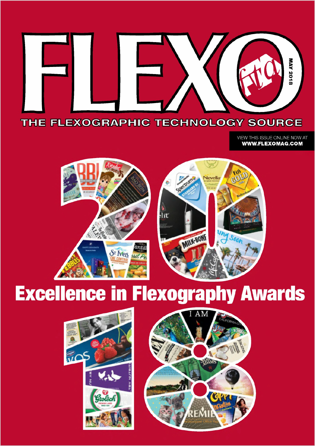 Flexo screening Ultra HD Bellissima DMS receives 2018 FTA Technical Innovation Award
